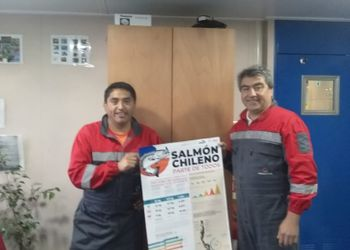 "Multiexport se suma a ""Salmón Chileno"""