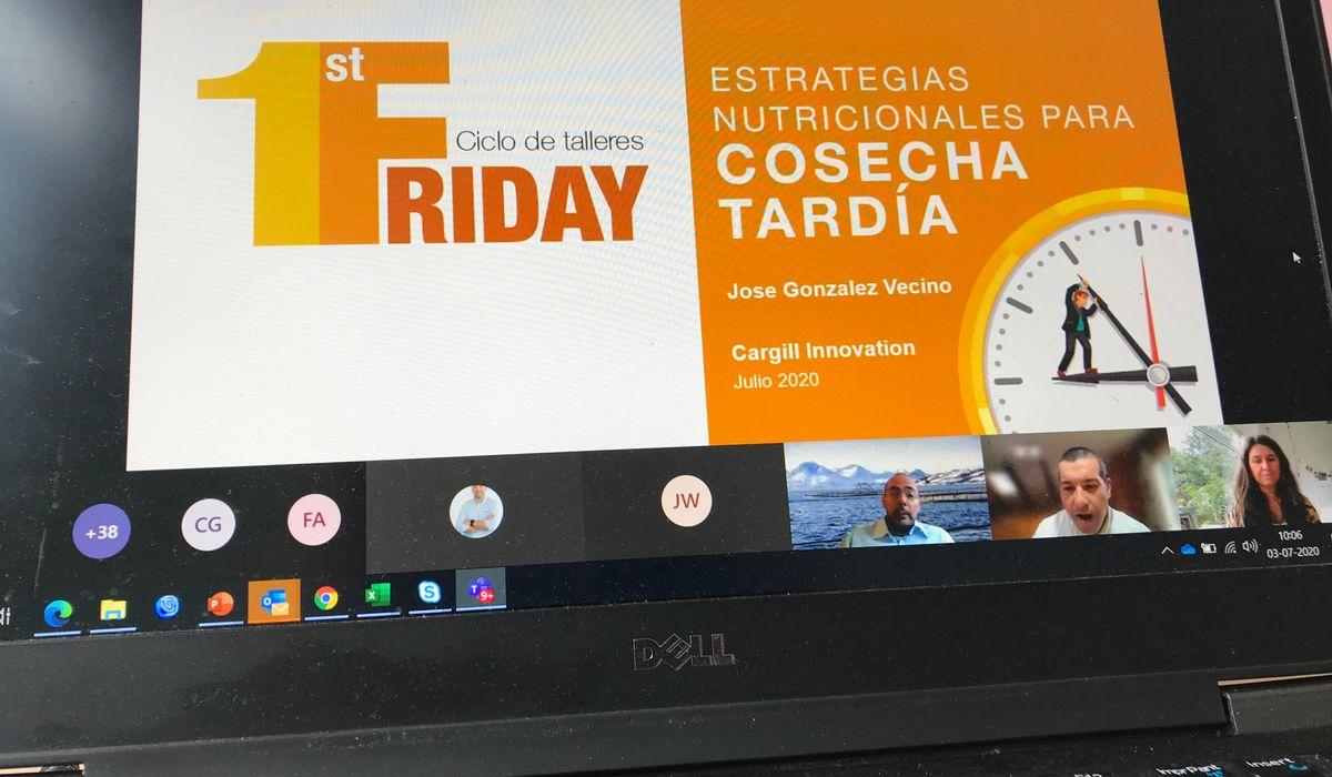 Presentan Estrategias de alimentación para Cosecha Tardía